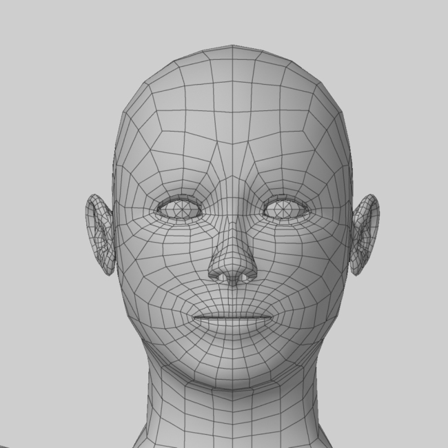 FrontFaceWireframe2